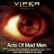 Acts of madmen (viper cd)
