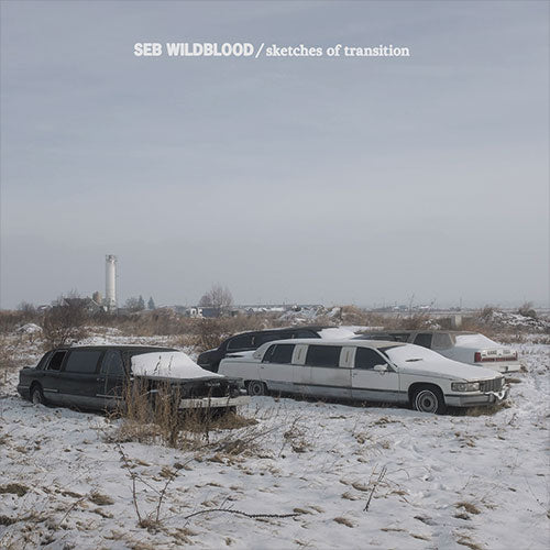Seb Wildblood - Sketches of transition LP