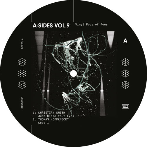 Various Artists - A-Sides Vol.9 Vinyl Four of Four