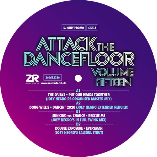 Various Artists - Attack The Dancefloor Vol.15