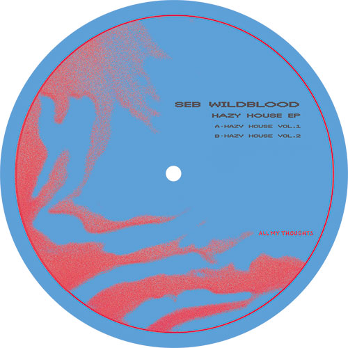 Seb Wildblood - Hazy House EP
