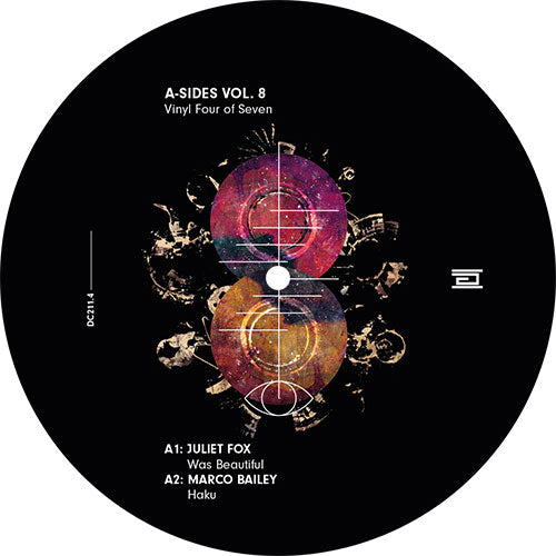 Juliet FOX/MARCO BAILEY/LUCA AGNELLI/JAY LUMEN - A Sides Vol 8 Part 4