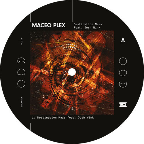 Maceo Plex - Destination Mars feat. Josh Wink