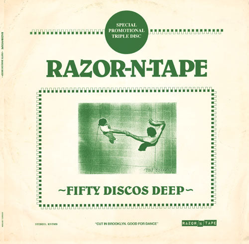 Various Artists - Fifty Discos Deep