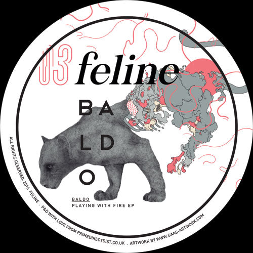 Baldo - Playing With Fire EP