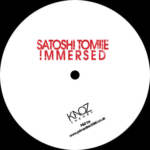 Satoshi TOMIIE - Immersed