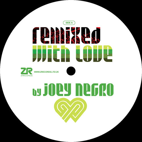 Remixed With Love by Joey Negro: 2019 Sampler
