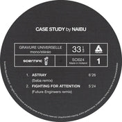 Case Study remix EP (Scientific vinyl)