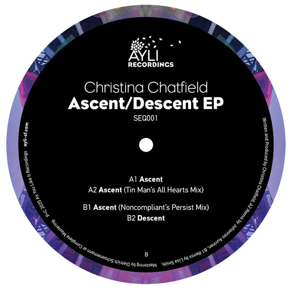 Christina Chatfield - Ascent/Descent EP