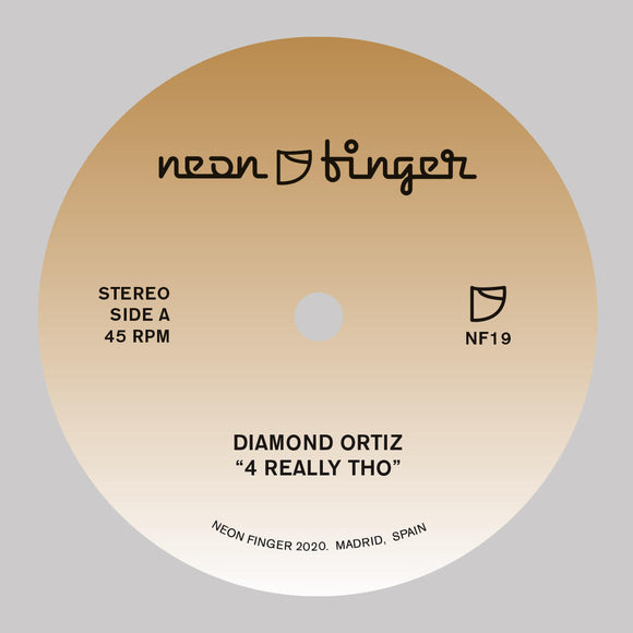 DIAMOND ORTIZ - 4 REALLY THO 7