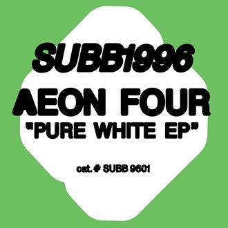 AEON FOUR - Pure White EP