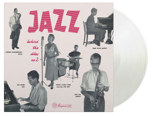 Various Artists - Jazz Behind The Dikes Vol.2 (Coloured Vinyl)