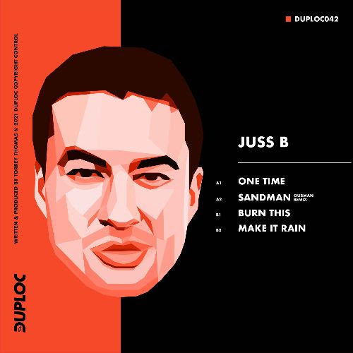 Juss B - One Time EP