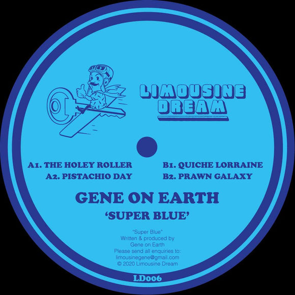 Gene On Earth - Super Blue