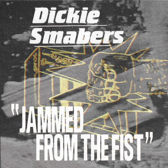 Dickie Smabers (aka Legowelt) - Jammed From The Fist