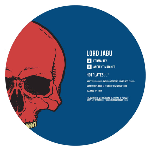 Lord Jabu - Formality / Ancient Mariner