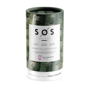 SOS Hair Care 14 day plan in tube packaging