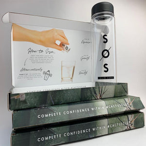 3 Month Hair Growth Bundle + Free Bottle - SOS Hair Care - The Leading Haircare Brand