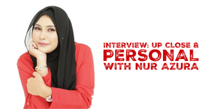 INTERVIEW: Up Close & Personal With Nur Azura