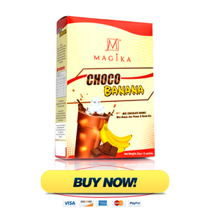Choco Banana Diet Drink | Weight Loss Chocolate Drink