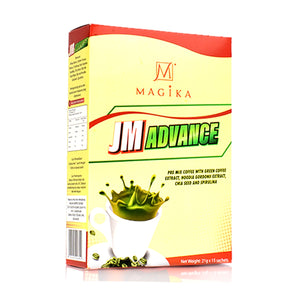 JM Advance Green Coffee
