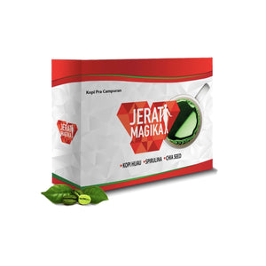 Jerat Magika Green Coffee | Weight Loss Coffee