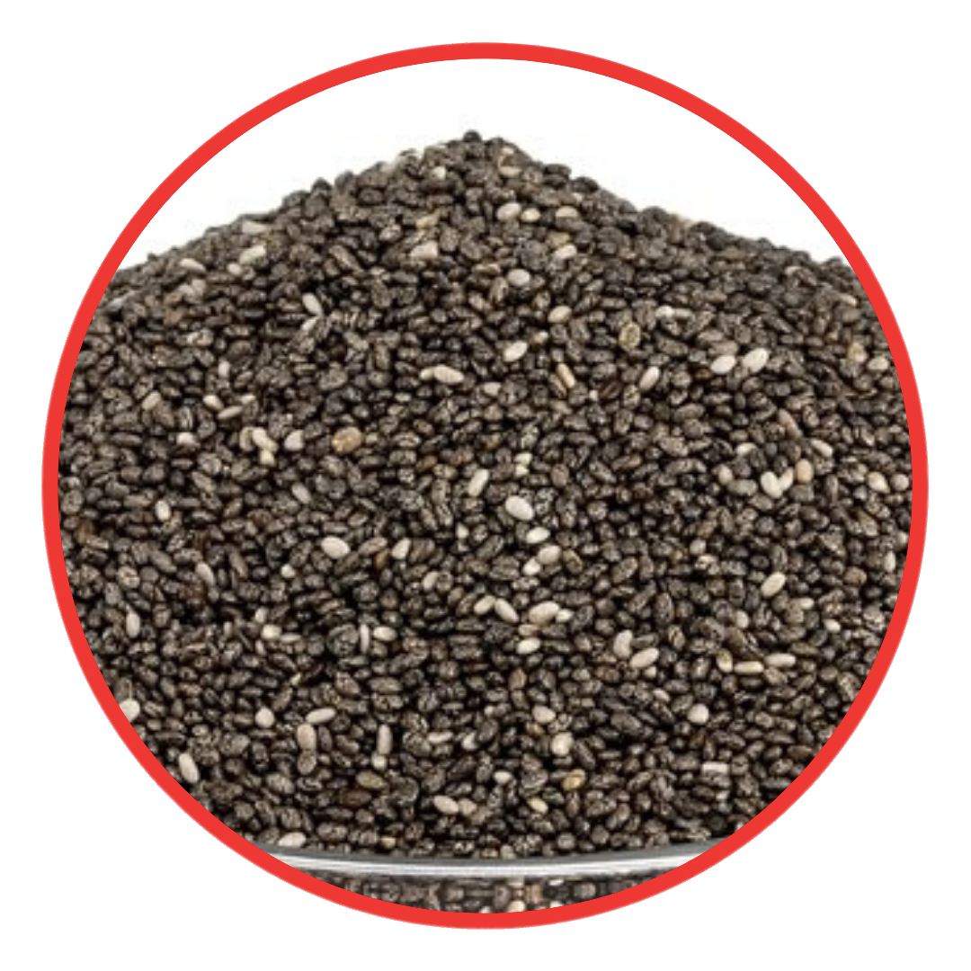 JM Advance Green Coffee | Chia Seeds