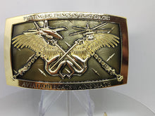 Load image into Gallery viewer, Modern Aviation Boatswain's Mate Belt Buckle
