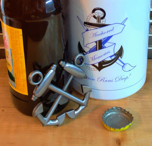 Boatswain Mate Bottle Opener