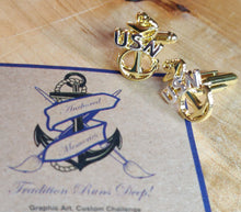 Load image into Gallery viewer, Heritage Anchor Cufflinks