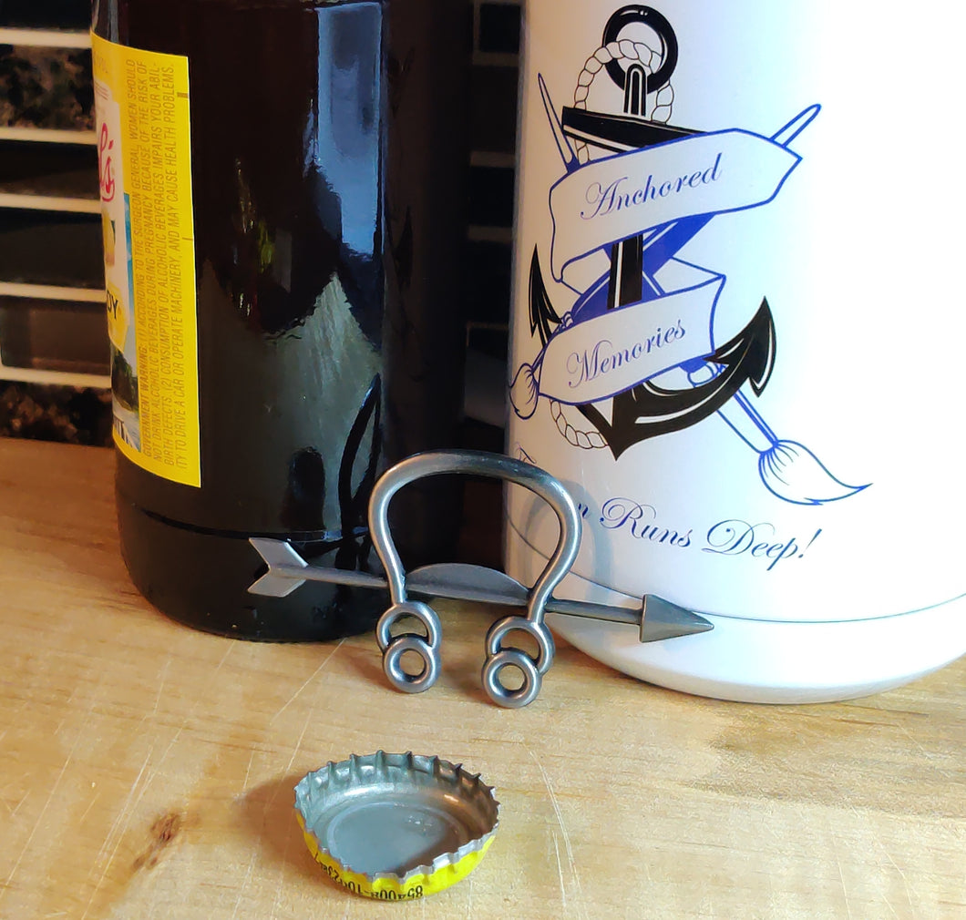 Sonar Tech Bottle Opener