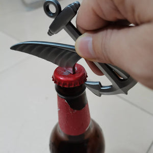 Navy Counselor Bottle Opener