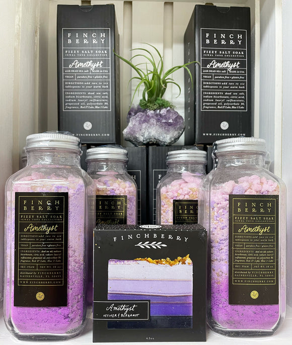Bubble Bars & Soaking Salts