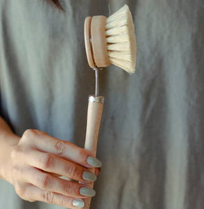 Long Dish Washing Brush