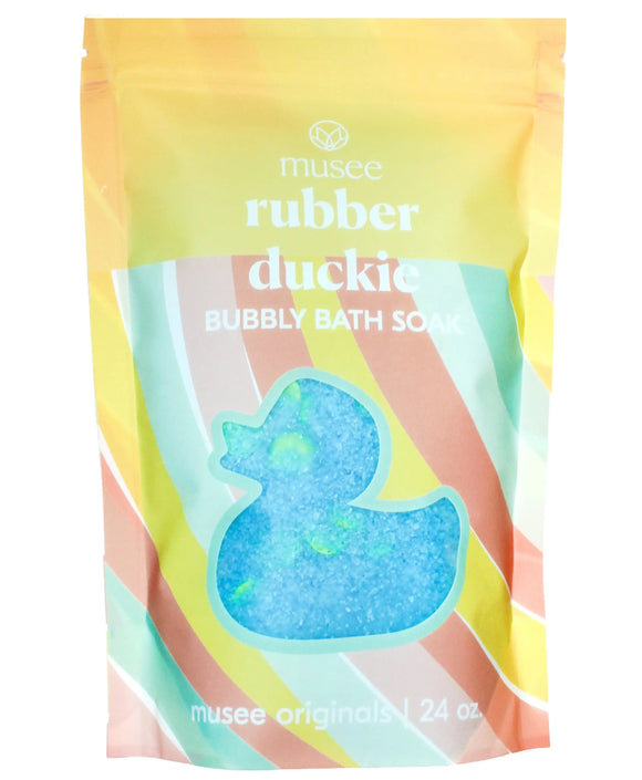 Rubber Ducky Bubble Bath