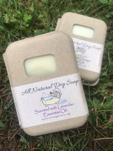 Lavender Dog Wash Bar