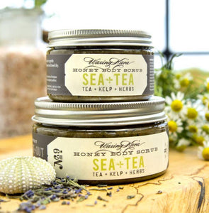 Sea & Tea Body Scrub