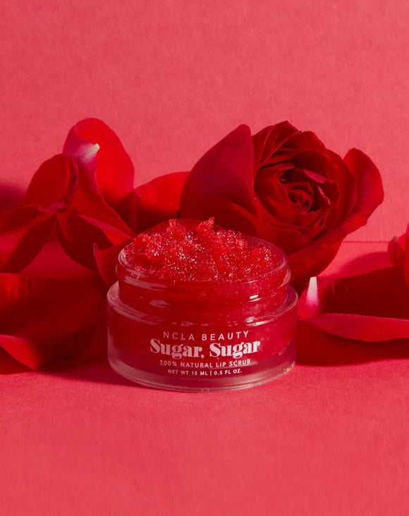 Red Rose Lip Scrub