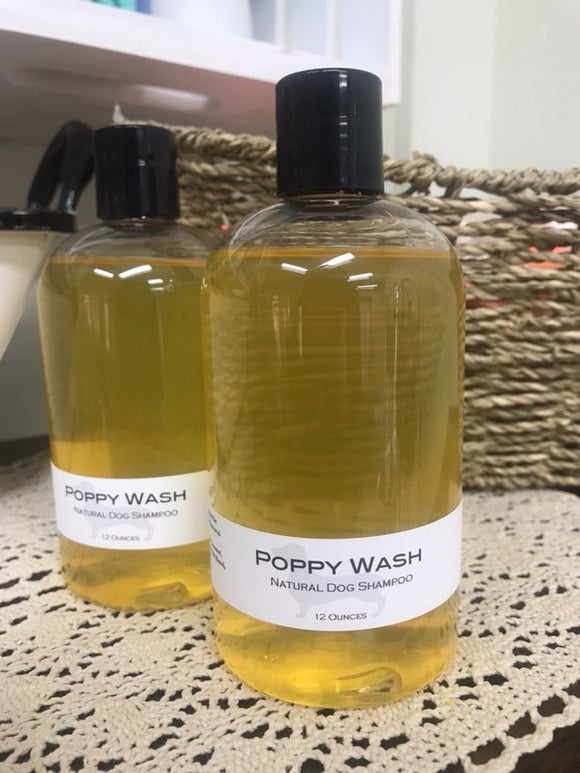 Poppy Dog Wash