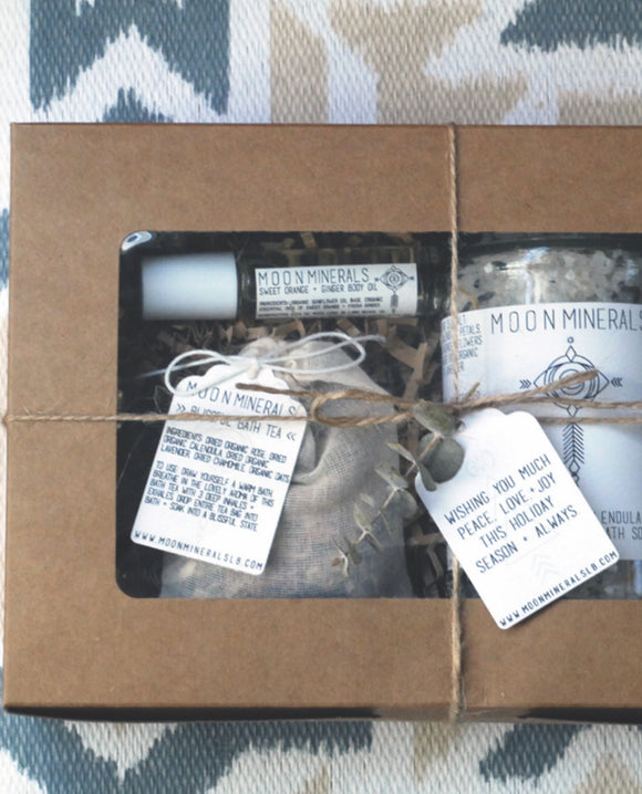 Bliss Bath Gift Kit