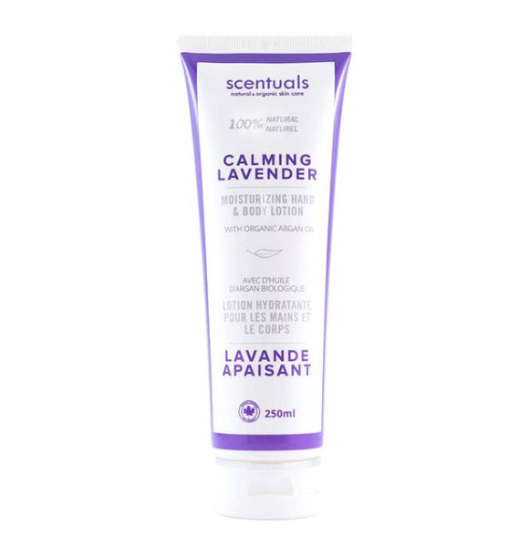 Calming Lavender Hand & Body Lotion