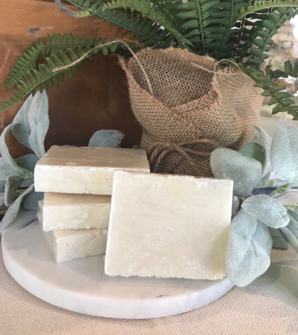 Sea Salt Detox Exfoliating Soap