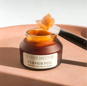 Pumpkin Peel Face Mask