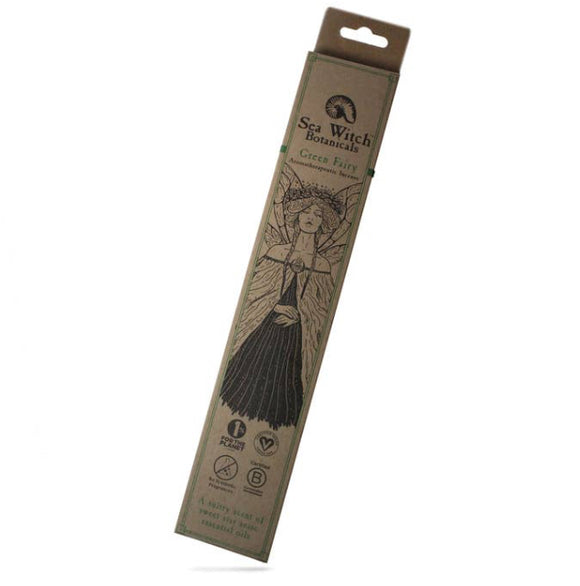 Green Fairy Star Anise Incense