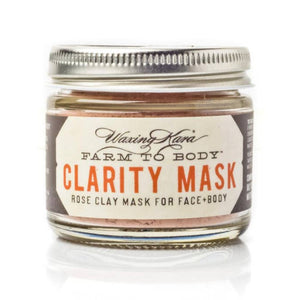 Clarity Rose Clay Mask
