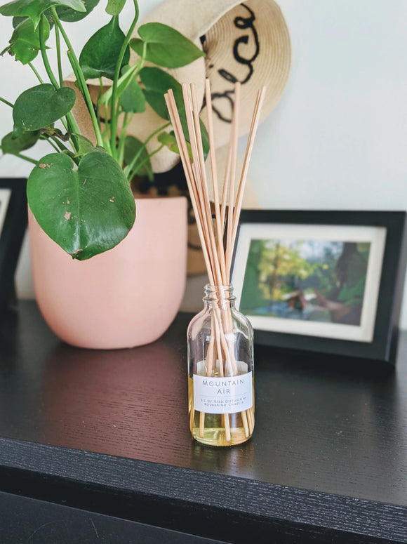 Mountain Air Reed Diffuser