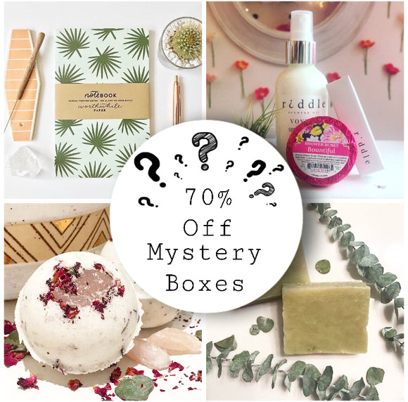 Bath & Home Bundle Mystery Boxes
