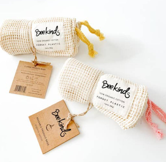 Bee Kind Produce Bags