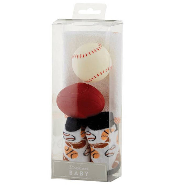 Sports Bath Toy Set