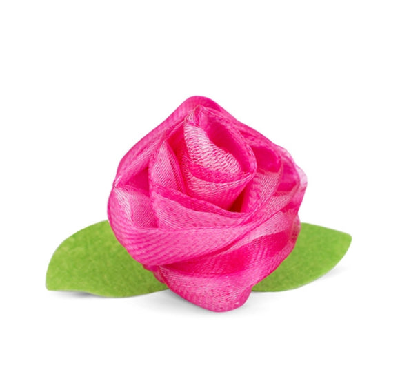 Blooming Rose Loofah